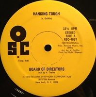 Board Of Directors / Hanging Tough (78) Record Symphony Corporation