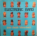 Jean Claude Fohrenbach / Electronic Band (7?)Les Disques Pierre Cardin