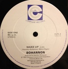 Bohannon / Wake up (83) Compleat records